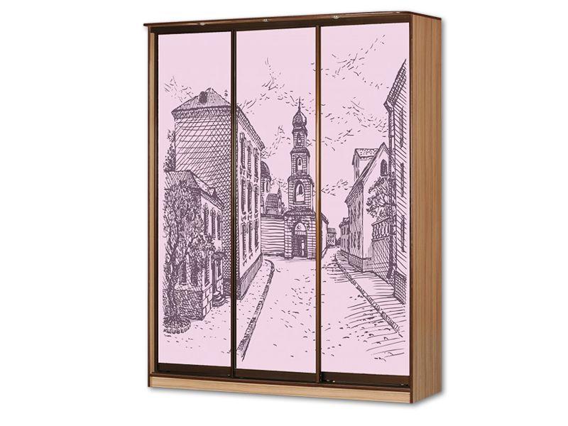 тихие улочки шкаф купе с картинками на дверях сохранить приложения