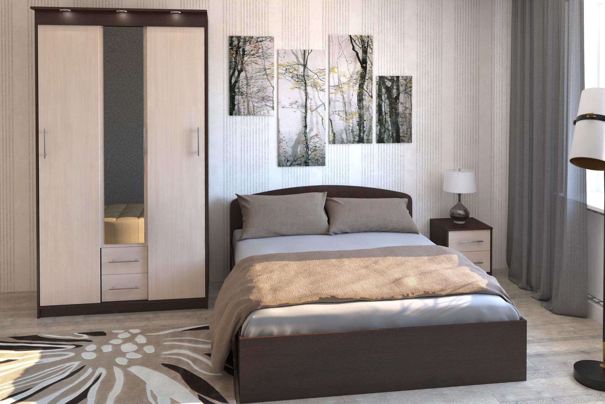 Спальни в хабаровске фото