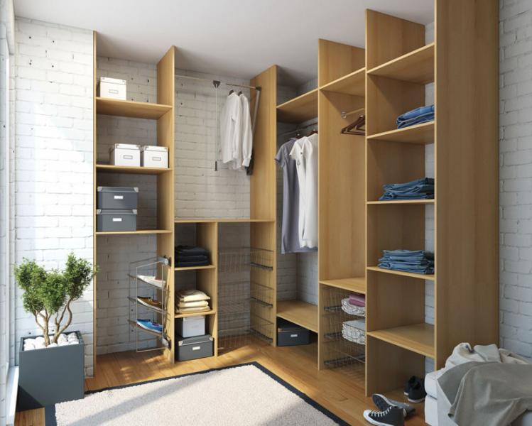 правила техники гардеробная в обычной квартире фото для айфона