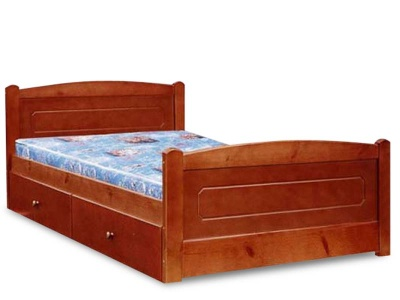 Кровать Березка - купить за 12 010 рублей в интернет-магазине, бесплатная доставка по Москве
